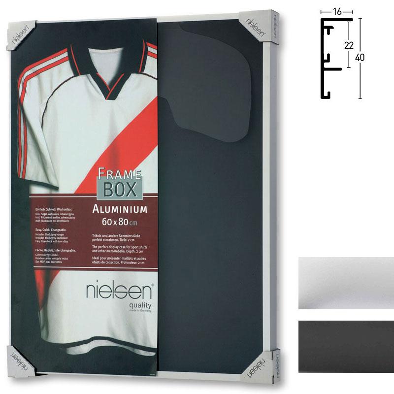 FrameBox II - Cornice per magliette