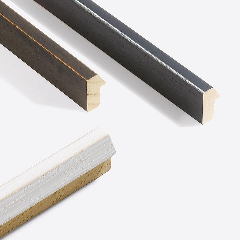 Cornice in legno su misura, Modern Shabby 19