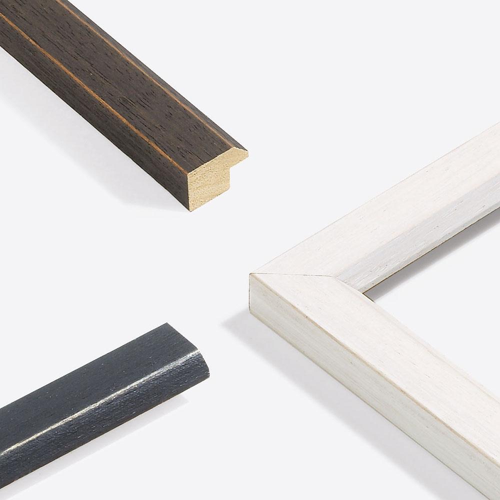 Cornice in legno su misura, Modern Shabby 28