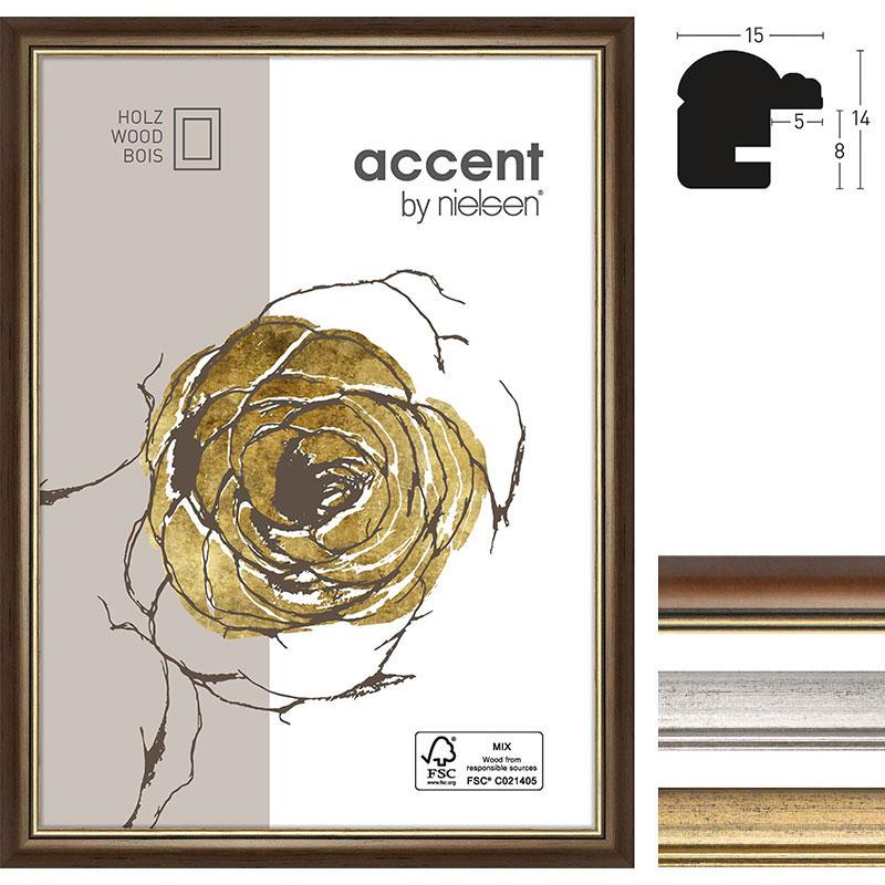 Cornice in legno Ascot