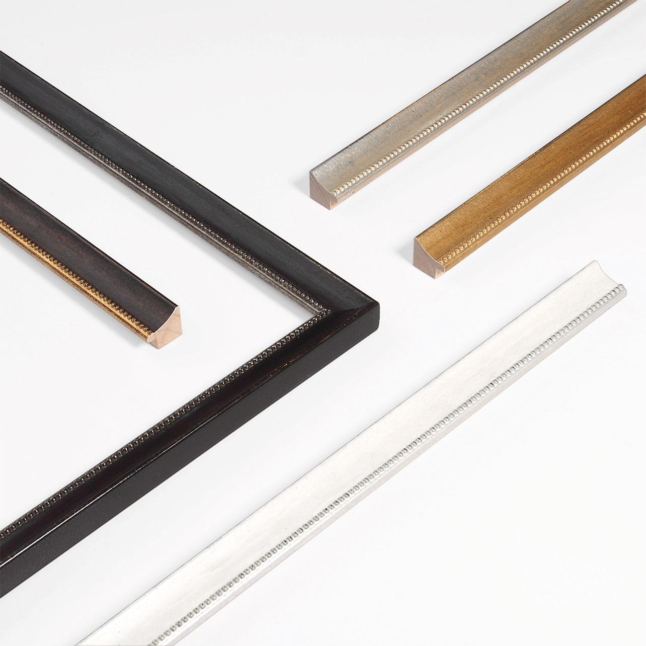 Cornice in legno su misura, Opera 25x23