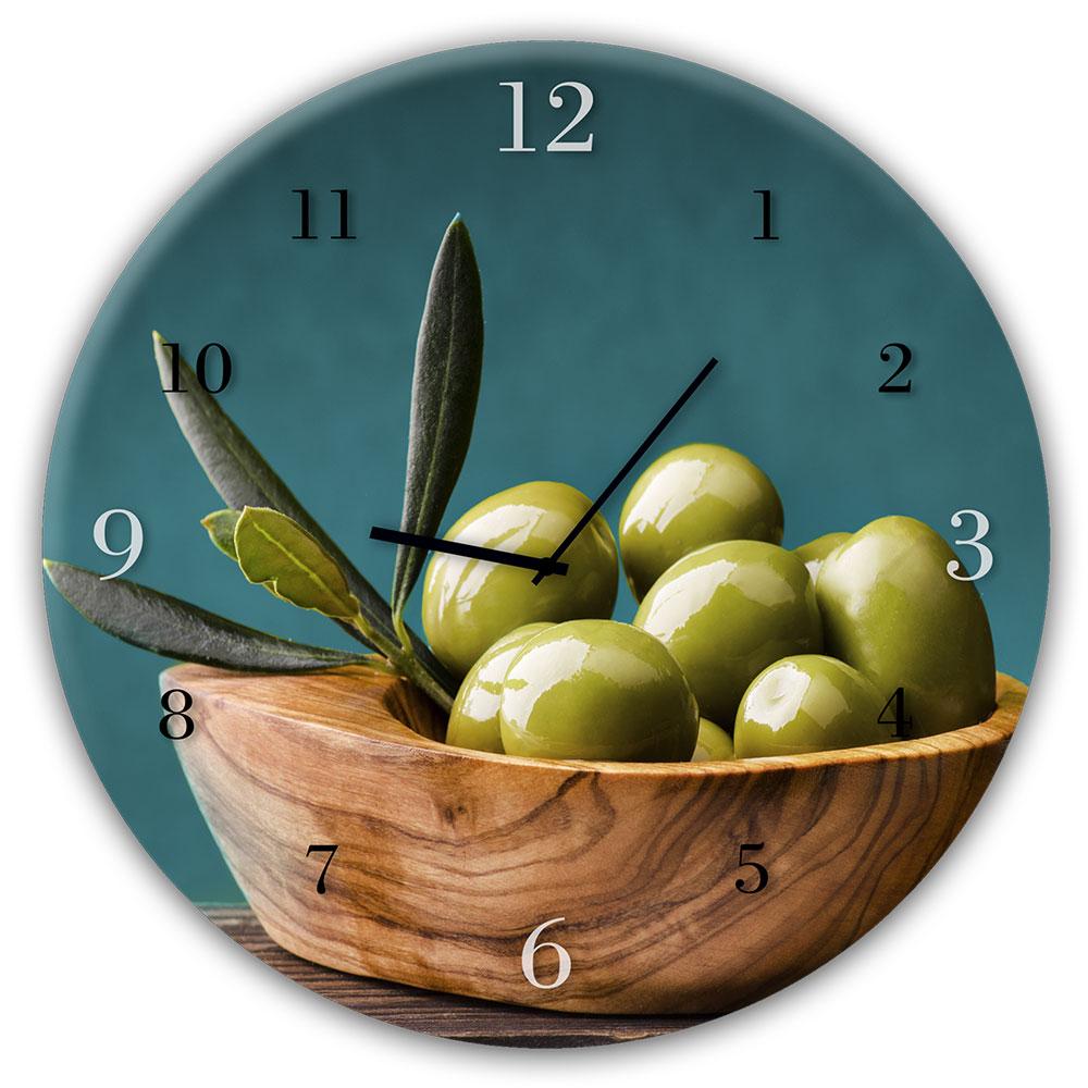 orologio in vetro OLIVES