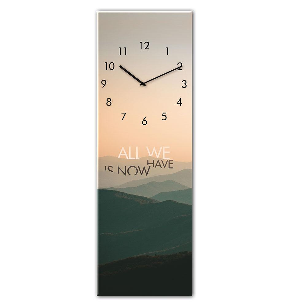 orologio in vetro MOUNTAINS
