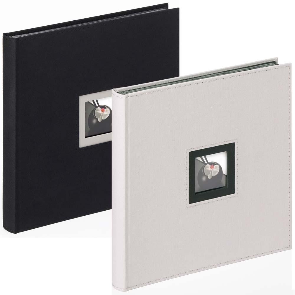 Album di foto Black & White da incollare, 30x30 cm