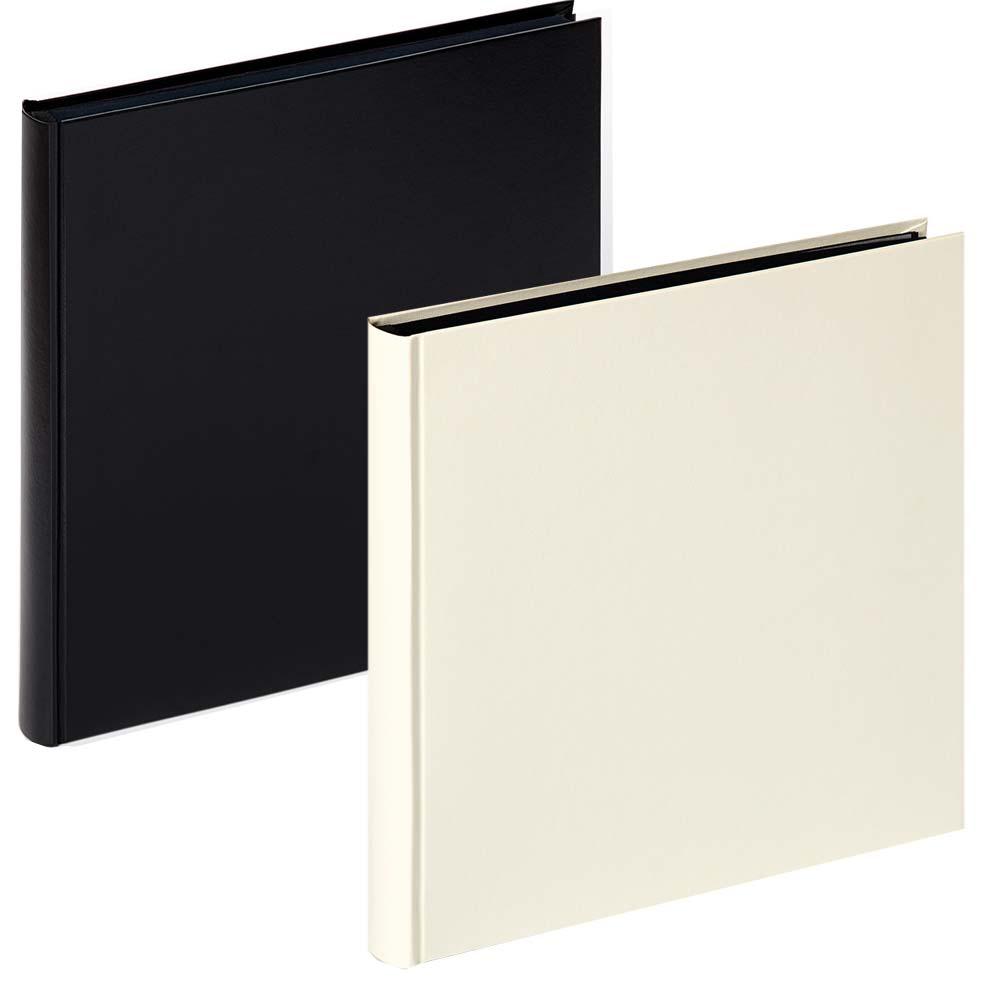 Album di foto Charm da incollare di 60 pagine nere