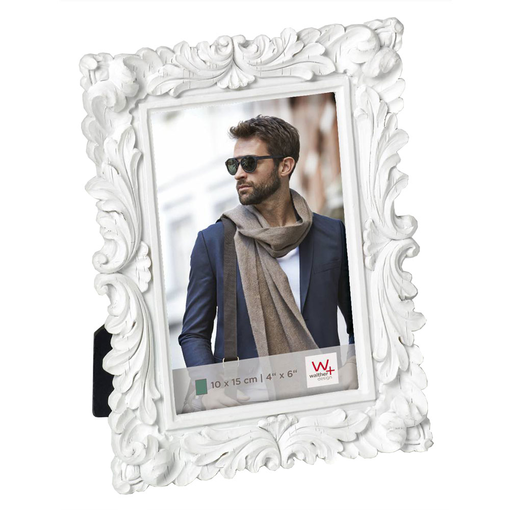 "Cornice per ritratti ""Saint Germain"", bianco"