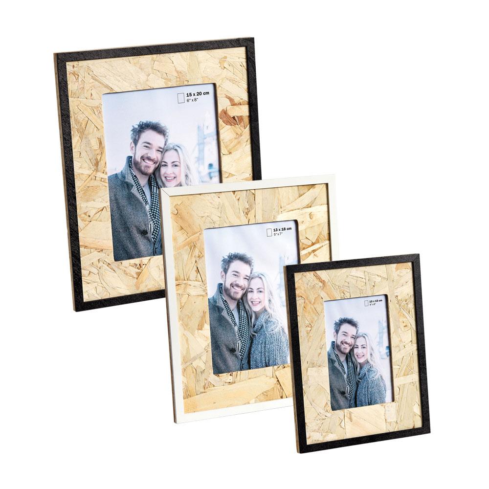 Cornice in legno per foto CHIP