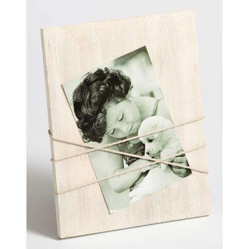 Cornice per ritratti Bella per 1 foto variabel | bianco | vetro normale