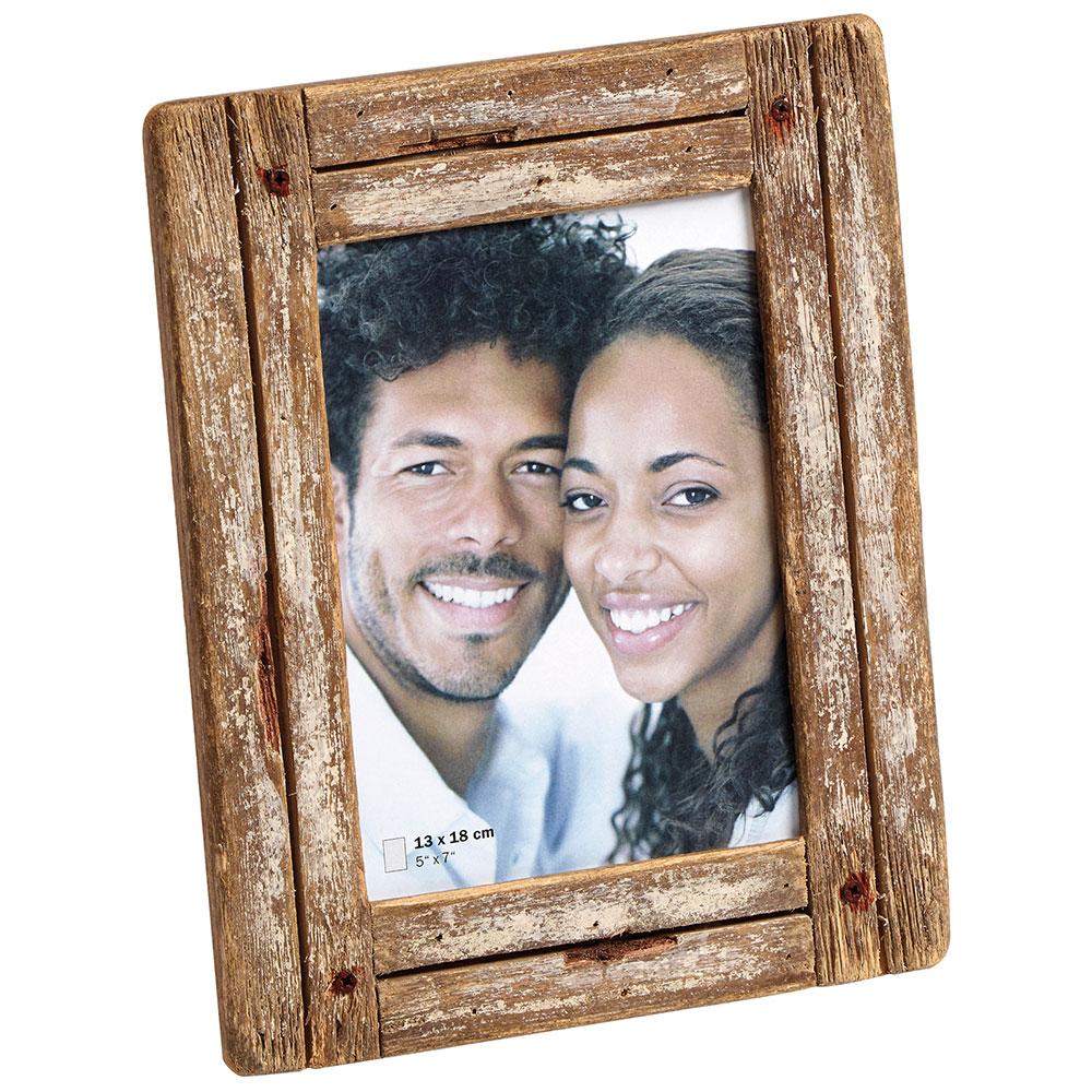 Portafoto Dupla 15x20 cm | bianco-naturale